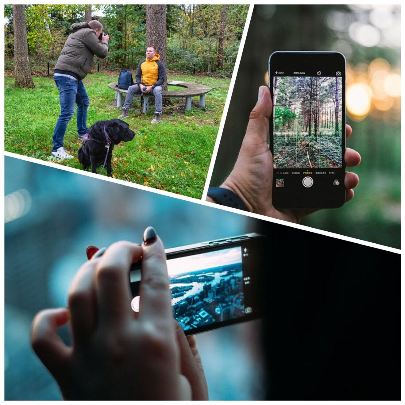 Collage Smartphone