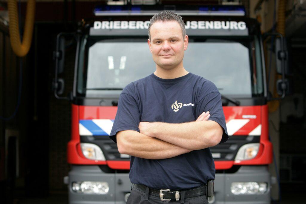 Demis Jansen - Brandweer - Mijn verhaal